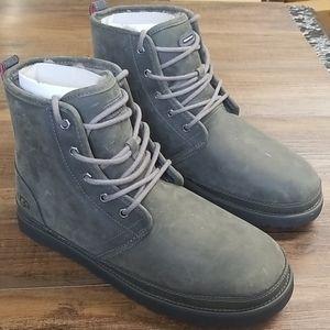 UGG®️ Men's Harkley Waterproof Leather Boots